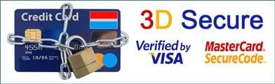 logo 3D Secure